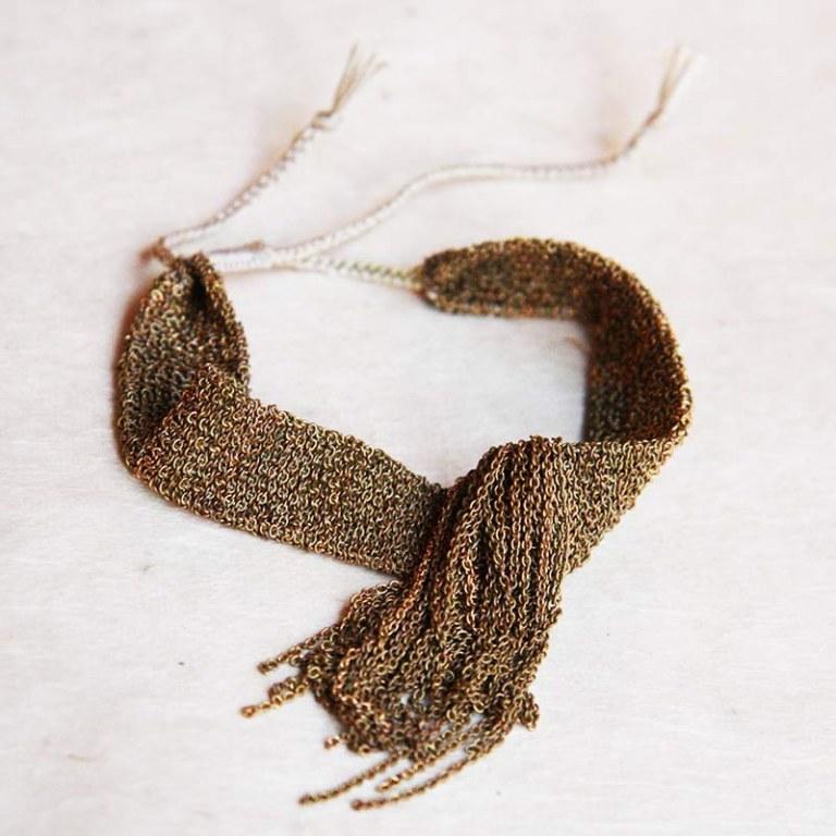 Bracelet Fringe Uni