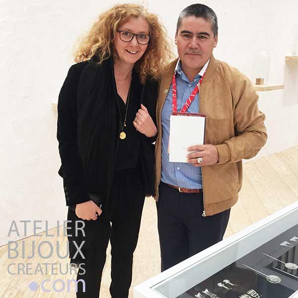 Notre Invité d'Honneur Marco Paillamilla Ortiz