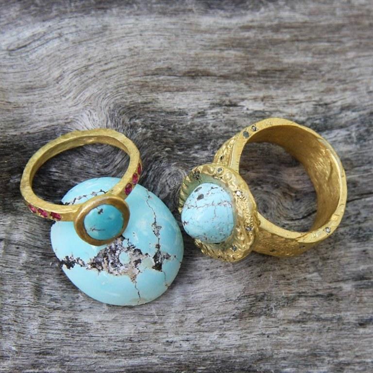 Bagues ' Sentiment ' anneaux & alliances Esther Assouline