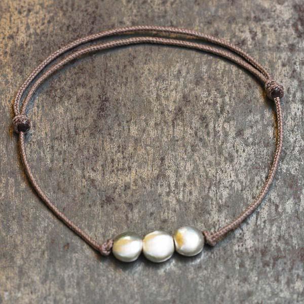 Bracelet 3 Pépites