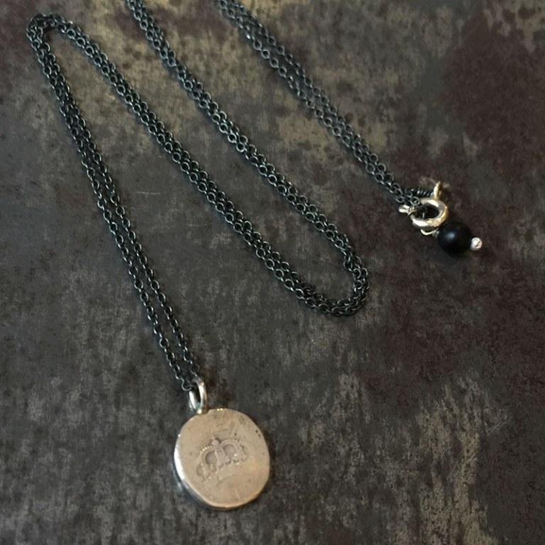 Mini Médaille Couronne