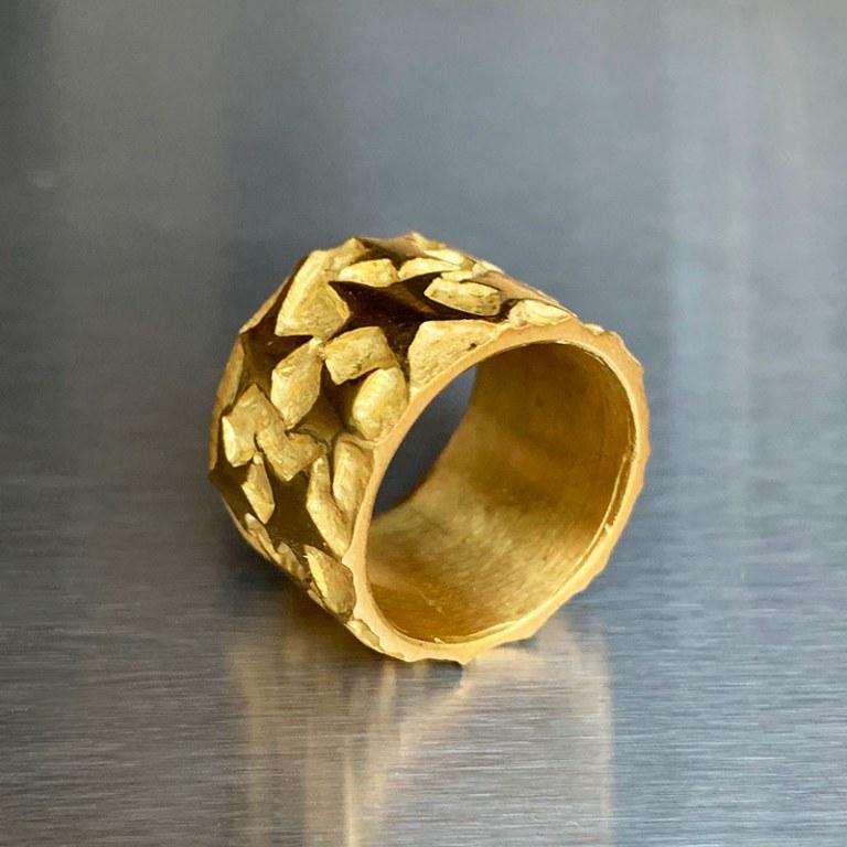 Anneau Ring (ô) Star