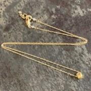 Collier Granule Diamant
