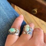 Bague opale Pearl