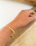 Bracelet Jonc Granulation