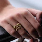 Alliance Ondine 6 diamants