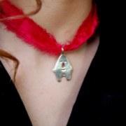 Médaille/pendentif  A...