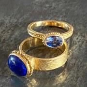 Bague Roma Lapis lazuli