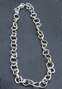 Collier mailles O