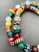 Collier de perles Vénitiennes Anciennes