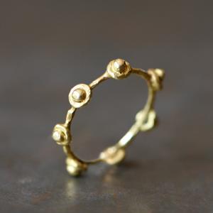 Alliance de la Semaine perles d'or